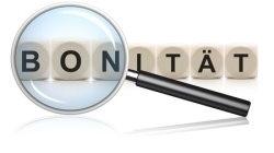 Bonität eines Antragstellers für einen Rahmenkredit